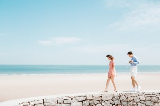 第二篇網誌文章-台灣旅拍婚紗